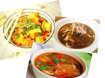 食物繊維,発酵食品,カレー